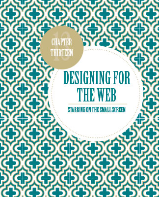 Designing for the Web: White Space is Not Your Enemy Chapter 13
