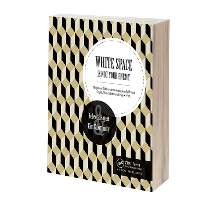 White Space is Not Your Enemy, 3rd Edition cover