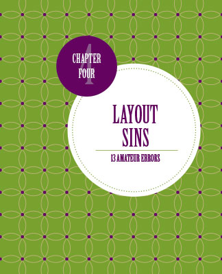 Ch. 4 Layout Sins | White Space is Not Your Enemy