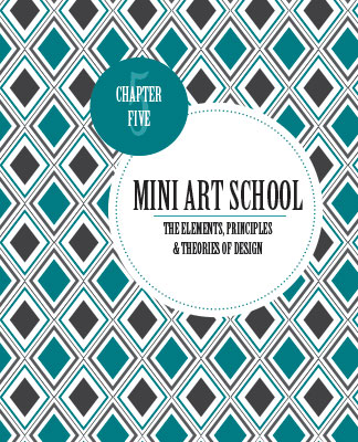 Ch. 5 Mini Art School | White Space is Not Your Enemy